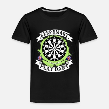 Dart Dart - Darts - Toddler Premium T-Shirt