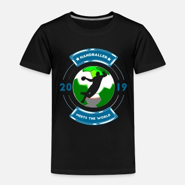 Meeting Meets the World - Toddler Premium T-Shirt