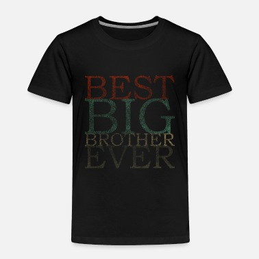 Little Brother Brother sibling kids gift - Toddler Premium T-Shirt