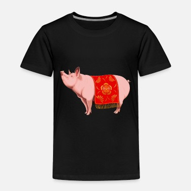 Chinese New Year Chinese New Year Pig - Toddler Premium T-Shirt
