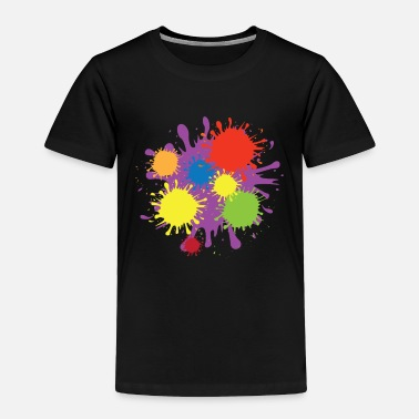 Explosion Color flex colors explosion - Toddler Premium T-Shirt