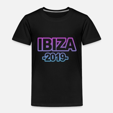 Vacation Holiday Summer Ibiza Island - Toddler Premium T-Shirt