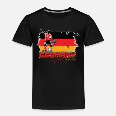 Worldcup Football Worldcup Germany German Soccer Team - Toddler Premium T-Shirt