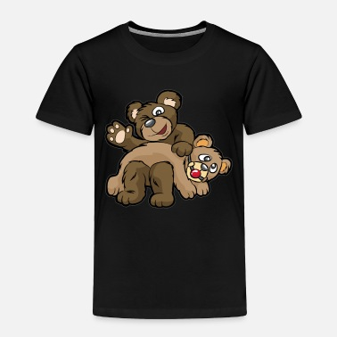 Ageplay SPANKING DADDY BDSM SADOMASO DDLG AGEPLAY - Toddler Premium T-Shirt