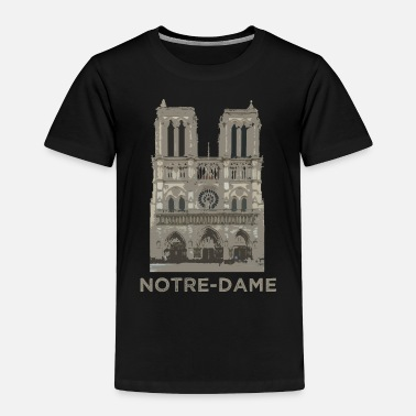 Notre Dame Notre Dame - Toddler Premium T-Shirt