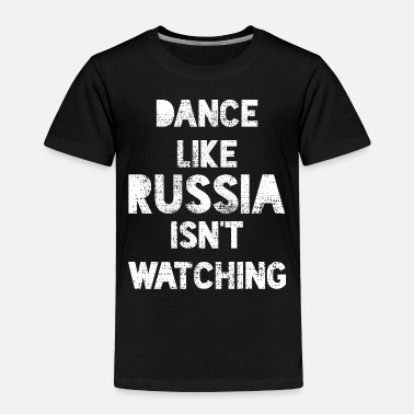 Satire Russian Spy Political Satire - Toddler Premium T-Shirt