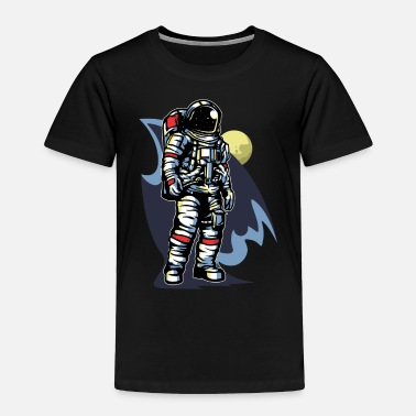 9 Astronaut Cosmonaut Cosmos Moon Mars Space All - Toddler Premium T-Shirt