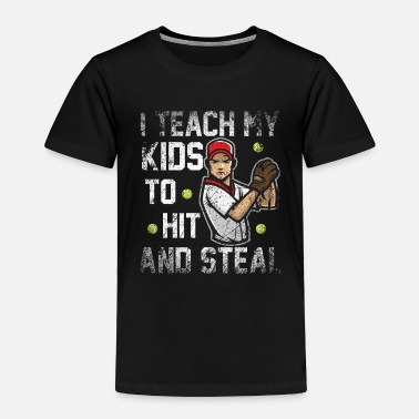 Coach Baseball Coach Coach - Toddler Premium T-Shirt