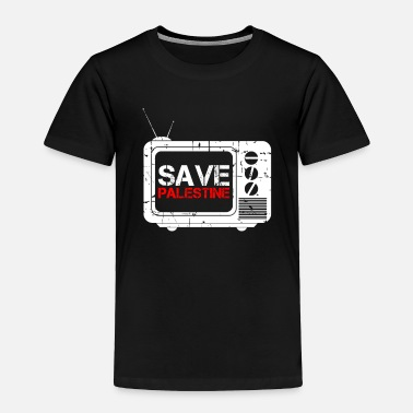 Freedom Save Palestine - Muslim Should Protest For - Toddler Premium T-Shirt