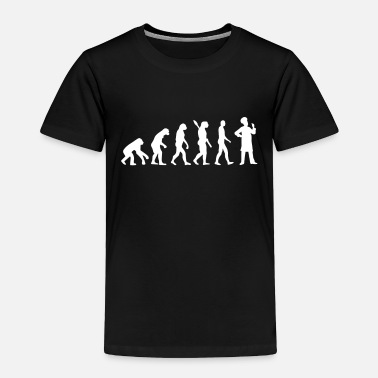 Darwin Baker - Human Evolution / Darwin - Toddler Premium T-Shirt