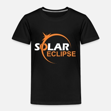 Solar Eclipse SOLAR ECLIPSE - Toddler Premium T-Shirt