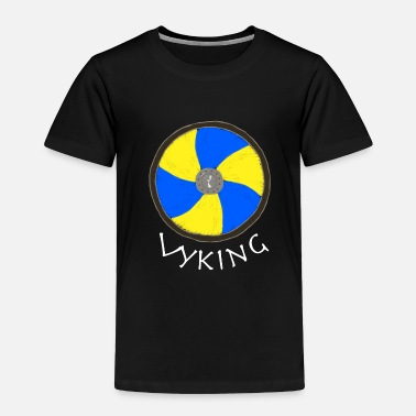 Shield Maid Shield Vyking - Toddler Premium T-Shirt