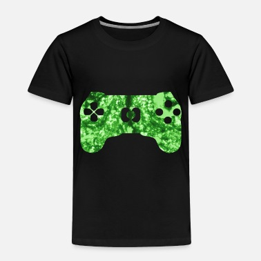 Video Game Funny quote saying gaming zone - Toddler Premium T-Shirt