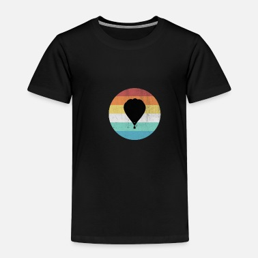 View Hot air balloon - Toddler Premium T-Shirt