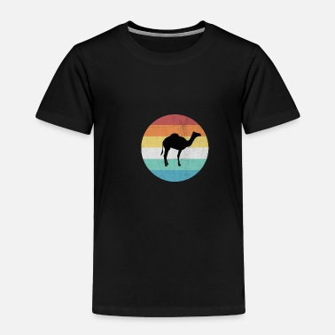 Egypt Camel - Toddler Premium T-Shirt