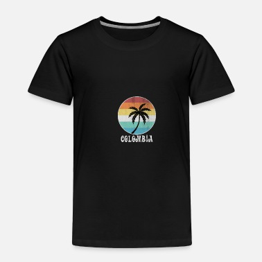 Colombia Colombia - Toddler Premium T-Shirt