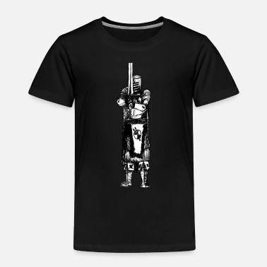 Medieval Medieval Knight - Toddler Premium T-Shirt