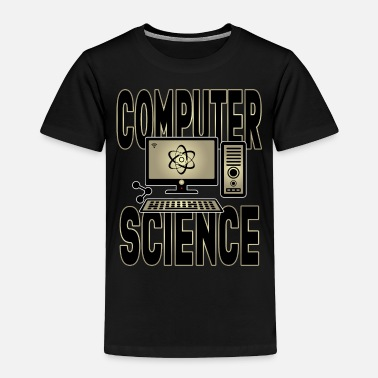 Computer Science Computer Science-It - Toddler Premium T-Shirt