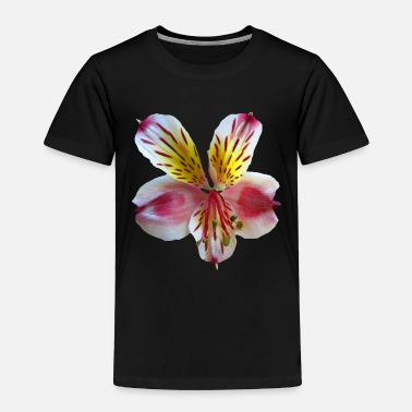 Blossom colorful blooming flower, blossom, summer, nature - Toddler Premium T-Shirt