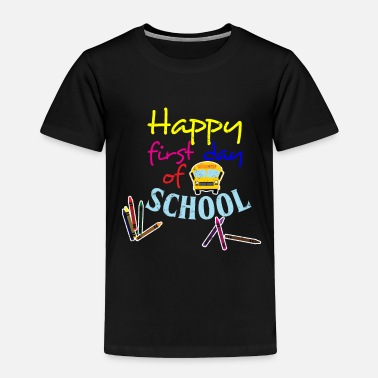 Childrens Day First Day of School Children - Toddler Premium T-Shirt