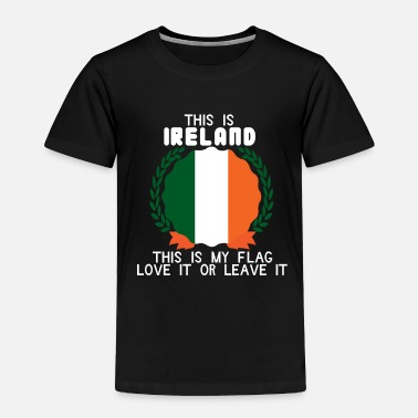 Home Country Ireland Home Country - Toddler Premium T-Shirt