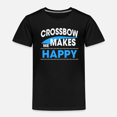 Crossbow CROSSBOW - Toddler Premium T-Shirt