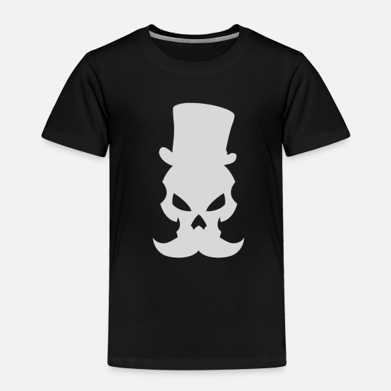 Hipster Baby Clothing - Hipster - Toddler Premium T-Shirt black