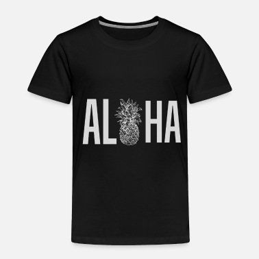 Swagg Aloha Trend Style Fashion Gift Birthday - Toddler Premium T-Shirt