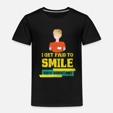 Shop Assistant Shop Assistant - Toddler Premium T-Shirt