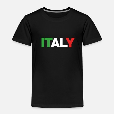 Region Italy - Toddler Premium T-Shirt