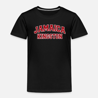 Haiti Kingston Jamaica City Souvenir - Toddler Premium T-Shirt