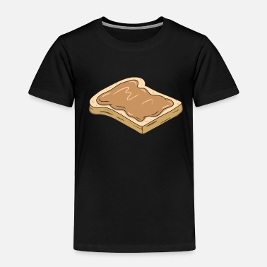 Jelly Peanutbutter Toast Breakfast Jelly Lover Gift - Toddler Premium T-Shirt