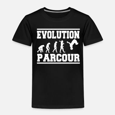 Dash Evolution Parcour - Toddler Premium T-Shirt