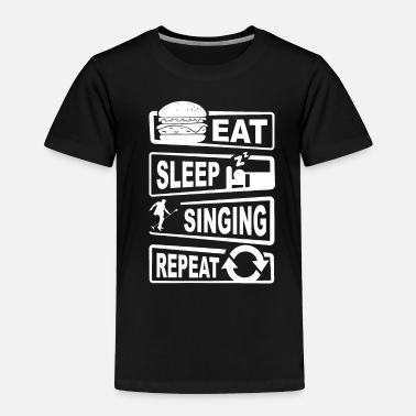 Pjevanje Singing Tshirt For Men - Toddler Premium T-Shirt