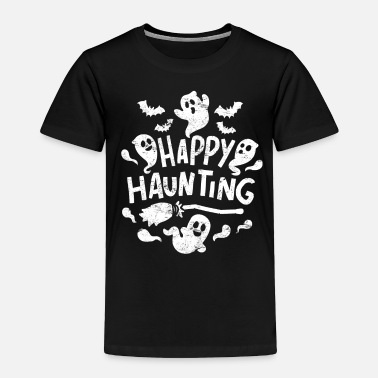 Haunted Halloween - Toddler Premium T-Shirt