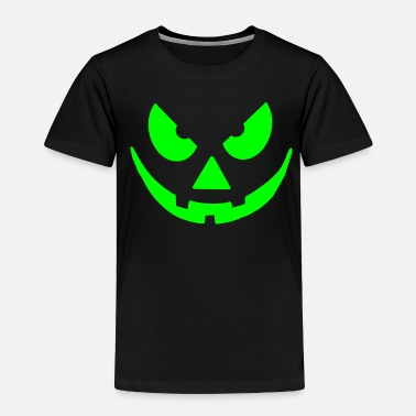 Scary Halloween - Toddler Premium T-Shirt