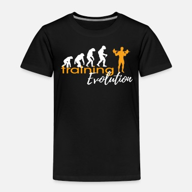 Places Of Interest TRAINING EVOLUTION - Toddler Premium T-Shirt