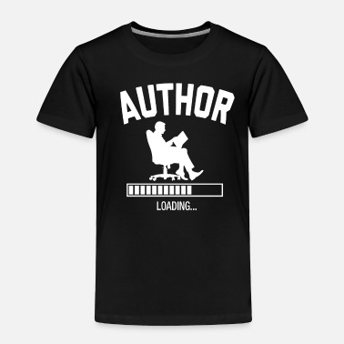 Career Future Author - Toddler Premium T-Shirt