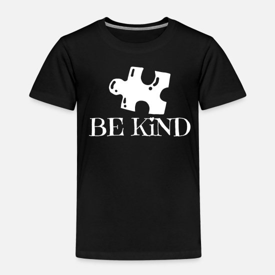 Puzzle Baby Clothing - Autism - Toddler Premium T-Shirt black