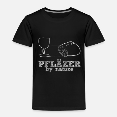 Rhine Palatine by Nature - Toddler Premium T-Shirt