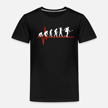 Pjevanje Singing Heartbeat - EVOLUTION OF SINGING - Toddler Premium T-Shirt