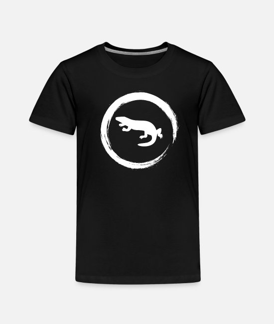 Animal Rights Activists Baby Clothing - reptile - Toddler Premium T-Shirt black