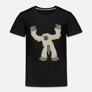 Erotica Bigfoot Erotica - Toddler Premium T-Shirt
