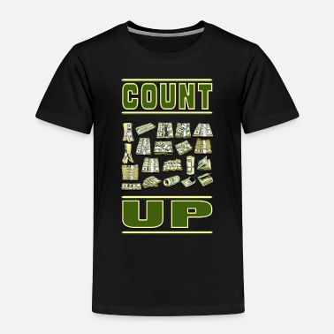 Count Royal Count Up - Toddler Premium T-Shirt