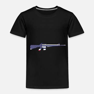 M16 M16 USA - Toddler Premium T-Shirt