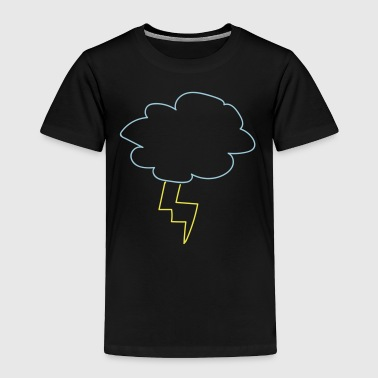 Lightning Lord - Toddler Premium T-Shirt