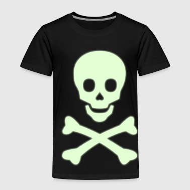 Happy Skull  - Toddler Premium T-Shirt