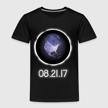Total Solar Eclipse 2017 T-Shirt - Toddler Premium T-Shirt