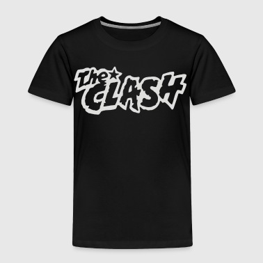 The Clash - Toddler Premium T-Shirt