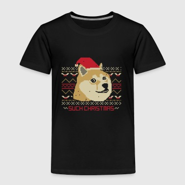 Such Christmas - Toddler Premium T-Shirt